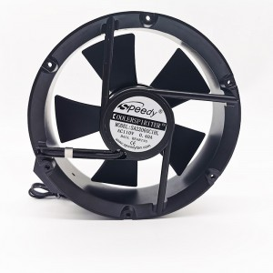 SA22060-1  220x220x60mm 220MM 22CM AC Axial Cooling Fan With Manufactured Price