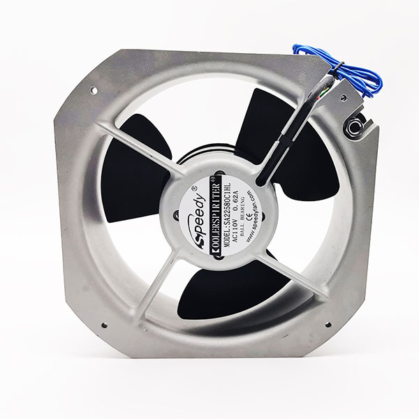 SA22580-1 230V AC Powerless Industrial Ventilation Fans 225x225x80mm 65W 225MM 8 INCH Featured Image