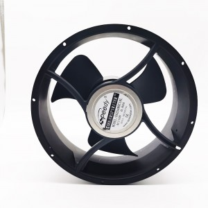 SA25489-1 Round shape 250mm exhaust axial fan 254x254x89mm 110v 220volt 10inch ac 25489 ventilador cooling fan