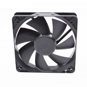 DC COOLING FAN SD12025-1  12025 12cm 120mm12v dc industrial ventilating fan 12025 power equipment cooling axial flow fan