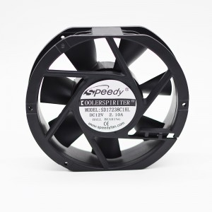 DC FAN SD17238 172x150x38mm 17238 172mm 12V 24V 48V DC Axial/Cooling Fan 172mm DC Brushless fan