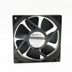 EC FAN SE12025 120x120x25mm 12025 12cm 120mm 110V 220V EC Axial/Cooling Fan 120mm ventilation fan