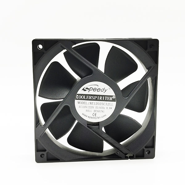 EC FAN SE12025 120x120x25mm 12025 12cm 120mm 110V 220V EC Axial/Cooling Fan 120mm ventilation fan Featured Image