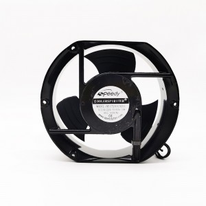 2020 wholesale price 70mm Ec Fan - EC FAN SE17251 172x172x51mm 17251 17cm 170mm 110V 220V EC Axial/Cooling Fan 170mm ventilation fan  – Speedy