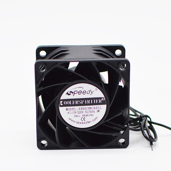 EC FAN SE07025 70x70x25mm 7025 7cm 70mm 110V 220V EC Axial/Cooling Fan 70mm ventilation fan Featured Image