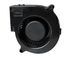 CE Rohs certificate and Fireproofing MFB7530 brushless blower fan