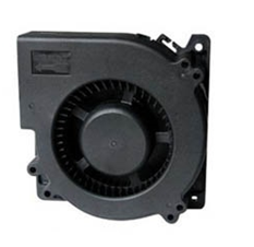 CE Rohs certificate and Fireproofing MFB12032 brushless blower fan