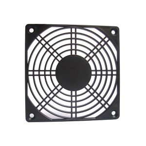 PG-12-2 120mm plastic fan dust filter Cooling Fan 40,60,80,90,110,120,172,220,254mm plastic PC Fan Protect Filter