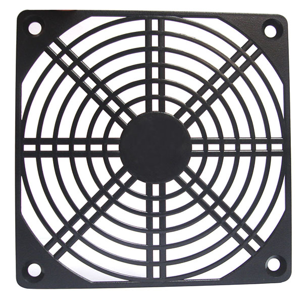 PG-12-1 120mm plastic fan dust filter Cooling Fan 40,60,80,90,110,120,172,220,254mm plastic PC Fan Protect Filter