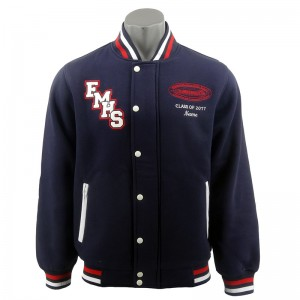 School Baseball Jacket