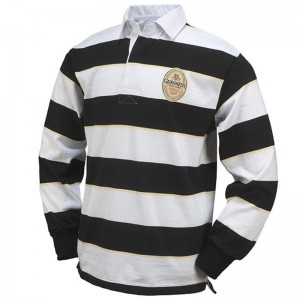 Long Sleeve Yarn-dyed Rugby shirt
