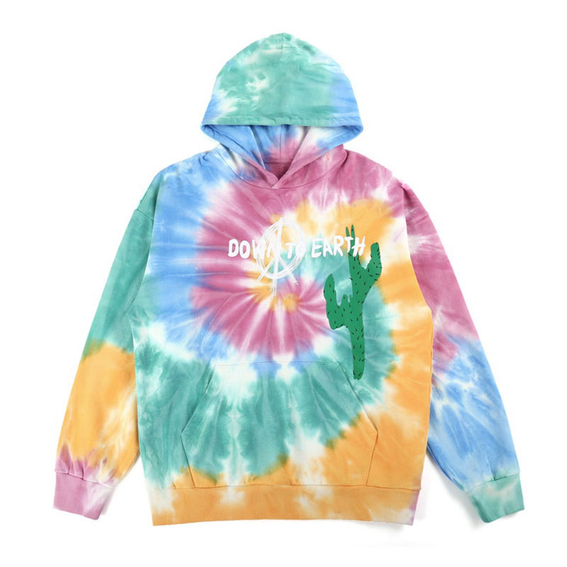 Tie Dye Pullover Hoodie Featured Image