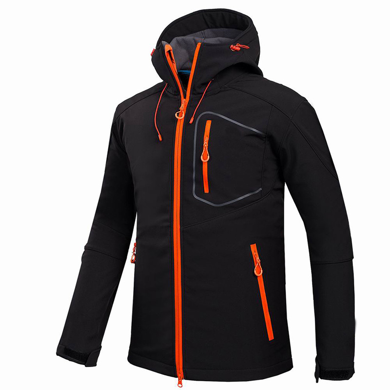 Men's softshell jacket Featured Image