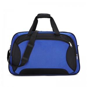 Large capacity handbag travel travel light luggage bag rod fixed belt sports travel bag