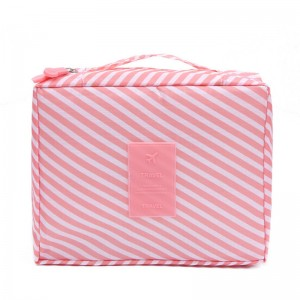 The new cosmetic bag storage bag multi-function square cosmetic bag storage box factory direct sales