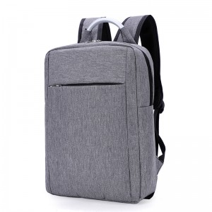 Men's business backpack laptop bag