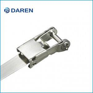 Stainless Steel Bands-Pole type