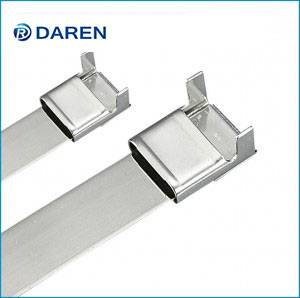 Stainless steel cable Ties-L Type  Uncoated Ties