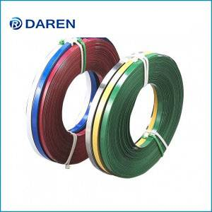 SSP stainless steeel polyester/Epoxy coated band-SSP series