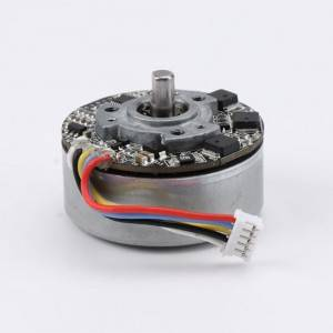 BL3825 24V直流筋膜枪无刷直流电机保健按摩应用高扭矩无刷直流电机
