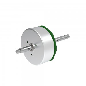 BL6141 Compact Outer Rotor BLDC Fan Motor