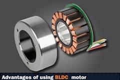 无刷直流(BLDC)电机的原理及正确的使用方法