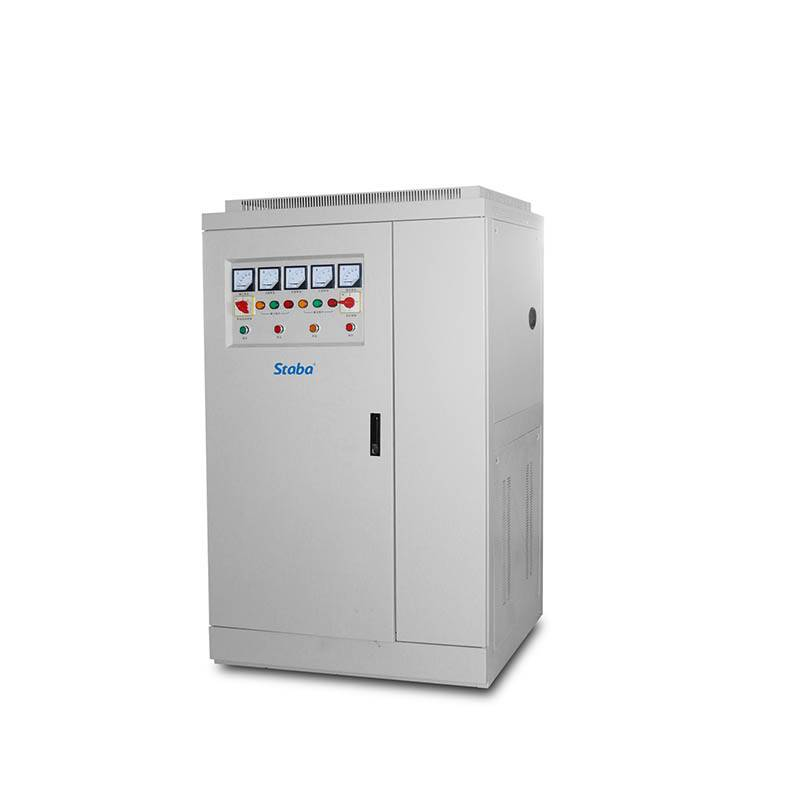 Super power 30kVA-2000kVA 3 phase voltage stabilizer SBW series Featured Image