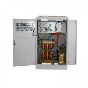 Super power 30kVA-2000kVA 3 phase voltage stabilizer SBW series