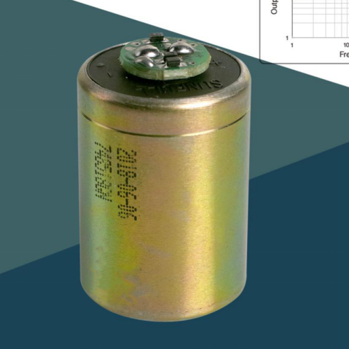 2 Hz Low Frequency Geophone 22±20% Sensitivity  YB-A017 Featured Image