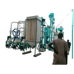 20T/D Maize Mill Machine