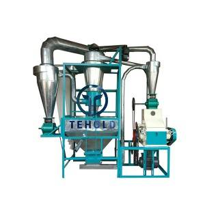 7T/D Maize Mill Machine