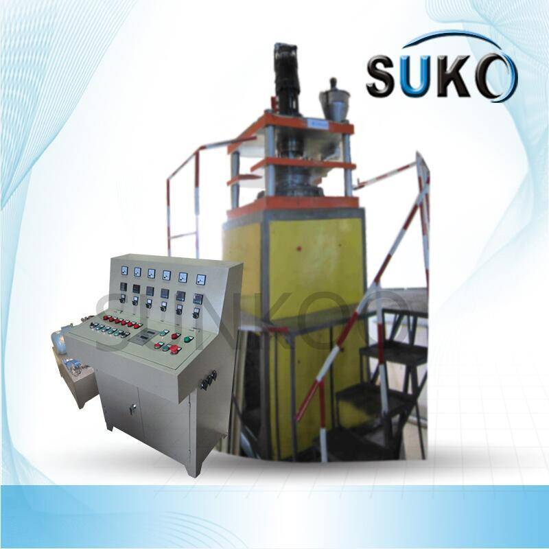 Polymer Vertical Type Tube Ram Extruder Machine...