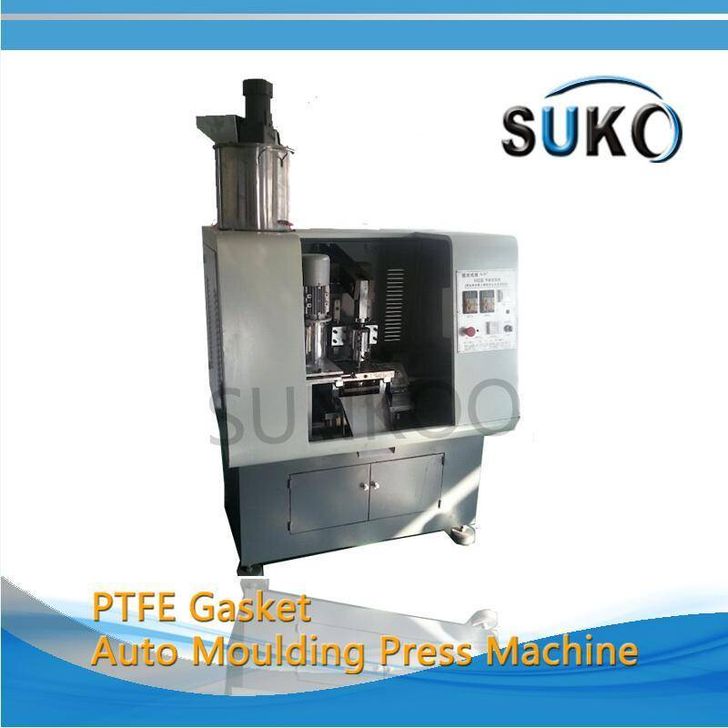 PTFE Gaskets Press Moulding Machine