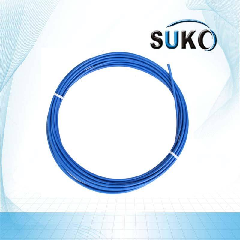 Polymer PTFE Lined Tube / Pipe / Hose,Blue