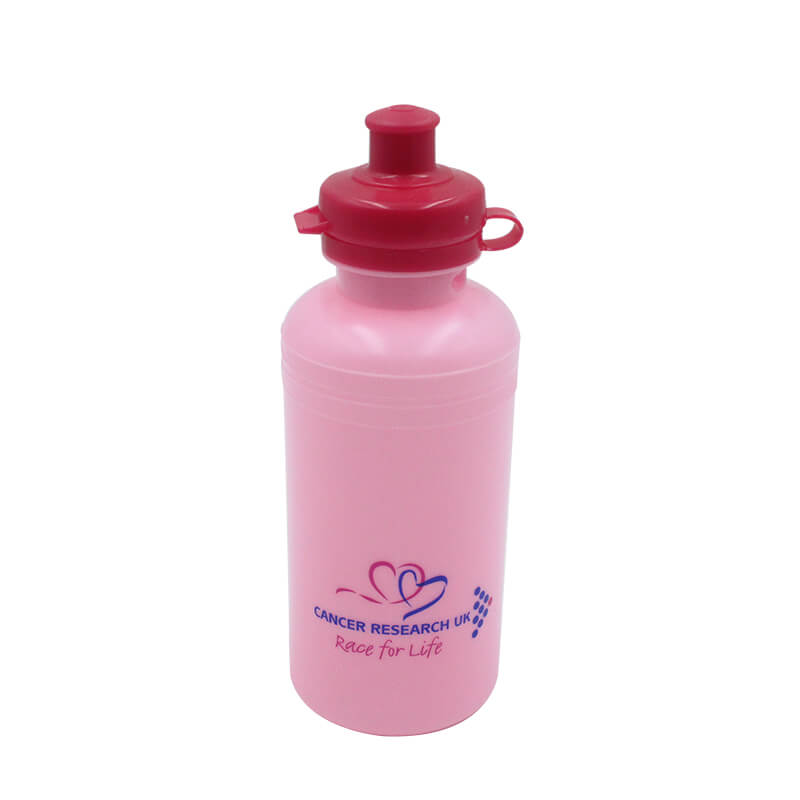 Reusable No BPA Plastic Sports and Fitness Squeeze Pull Top Leak Proof Drink Spout Water Bottles manufacturer Featured Image