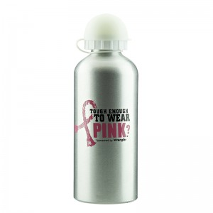 Customized Aluminum water bottle custom logo