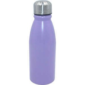 500ml New design cola bottle shaped aluminum water bottle