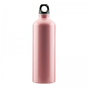 Customized 750ml Sport Aluminum water bottle