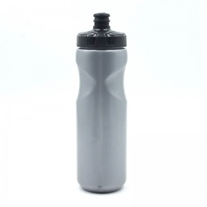 Wholesale sports and running Pull Top Leak Proof Drink Spout Water Bottles custom logo