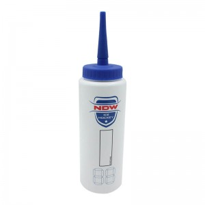 Sports and Fitness Squeeze Water Bottles BPA Free customized logo