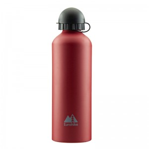 Wholesale Aluminum water bottle with Pull Top Leak Proof Drink Spout