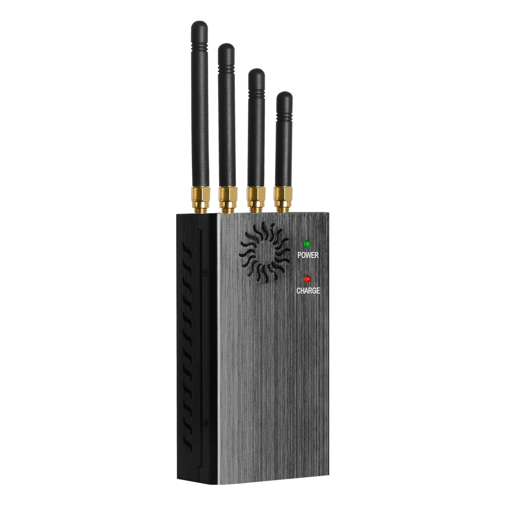 WiFi Hand-Held Signal Jammer