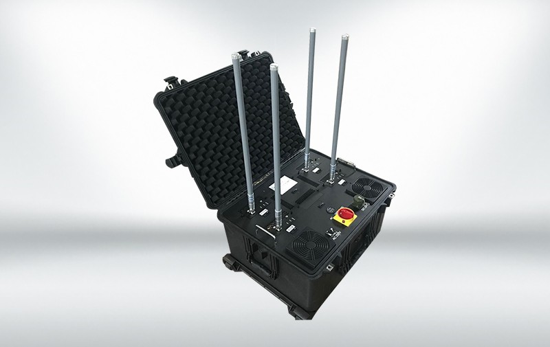 Low price for Cell Phone Signal Jammer Classroom - Powerful Full Band Bomb Signal Jammer – Hisea