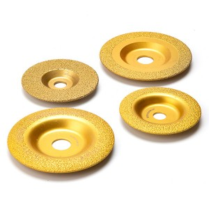 Grinding wheels FW-09 series