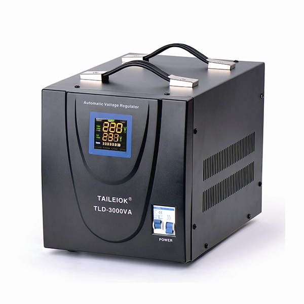 TLD Seried Relay Automactic Voltage Stabilizer Voltage Regulator Featured Image