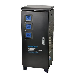 SVC Digital Display (Three-phase) Automatic Voltage Stabilizer