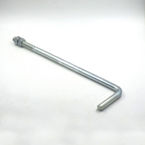 7-shaped anchor bolt