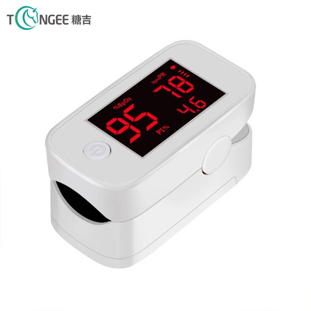 Pulse Oximeter Sleep Apnea Monitor Sleep Oxygen Sensor And Pulse Rate Monitor Oximeter Featured Image