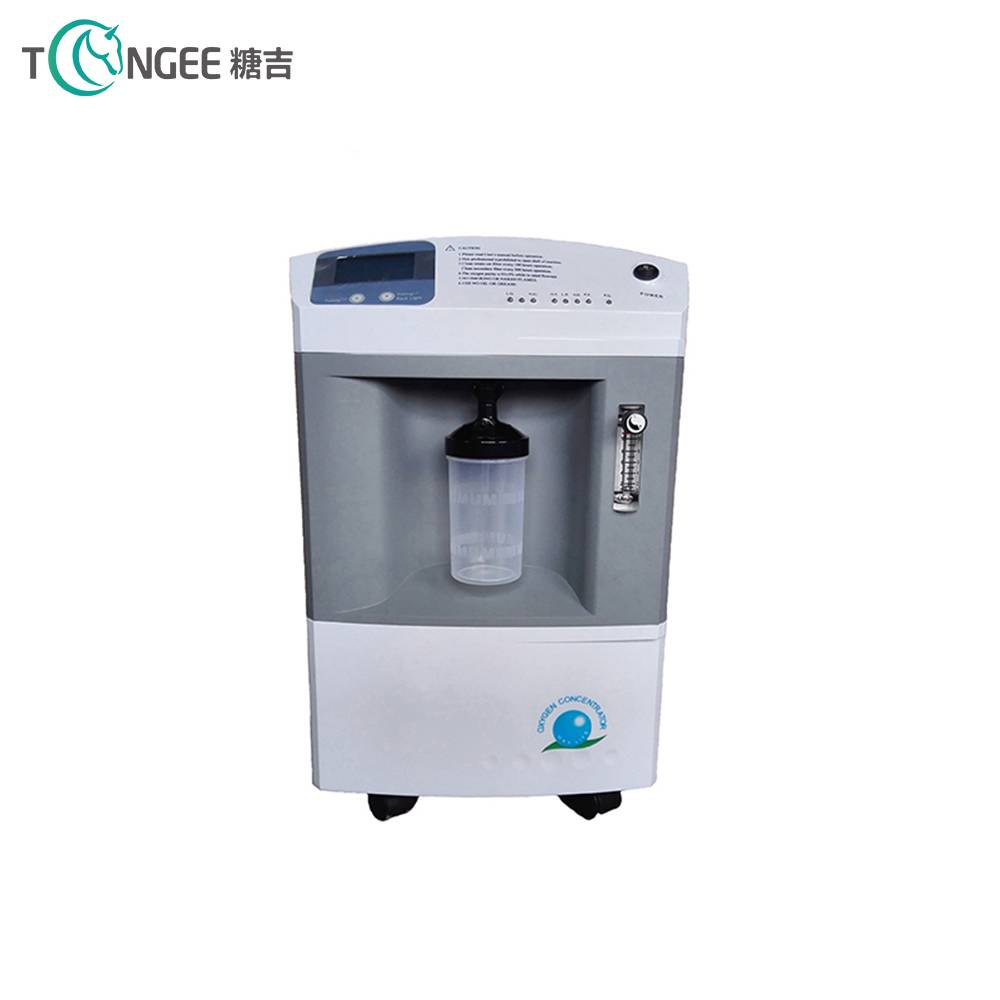 Medical Dual Flow 5L 8L China Supply Oxygen Concentrator 10/8 liter oxygen concentrator Featured Image