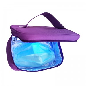 Uv Portable Disinfection Bag Cell Phone Sanitizer Uv Mobile Sterilizer Box Uv Light Sterilizer